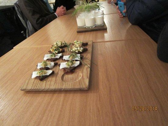 Food Sightseeing Estonia Day Tours: sandwiches