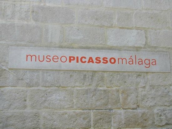 Museo Picasso Málaga: 表示