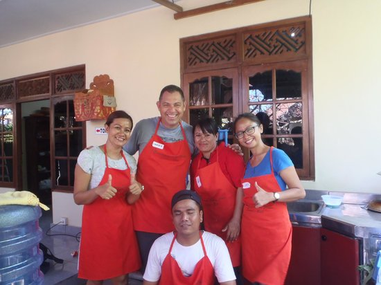 Caraway Cooking Class: the 'A' team