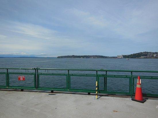 Washington State Ferries: Seattle to Bainbridge Ferry