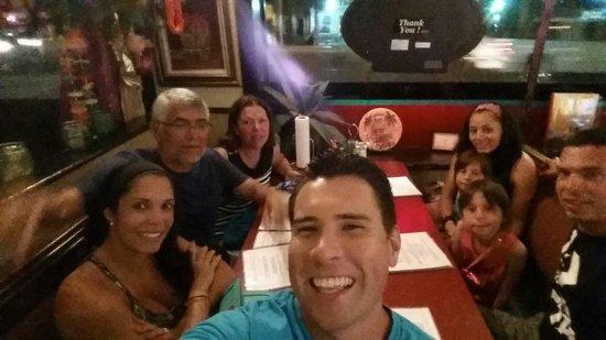 Crust Pizzeria: Polo Garcia Crust Pizza Destin Florida with the family