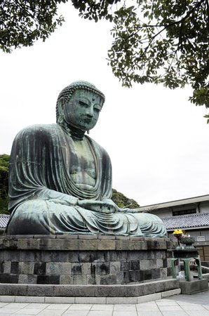 Kotoku-in (Great Buddha of Kamakura): O Grande Buda