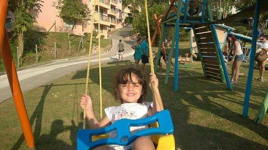 Taua Resort Caete : Playground descoberto