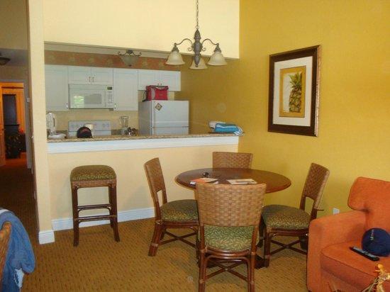 Holiday Inn Club Vacations At Orange Lake Resort: Habitación