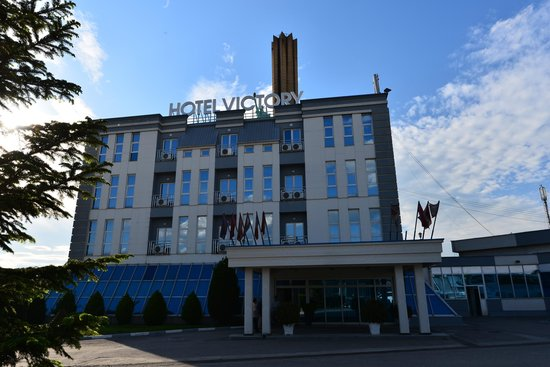 Hotel Victory : 外観