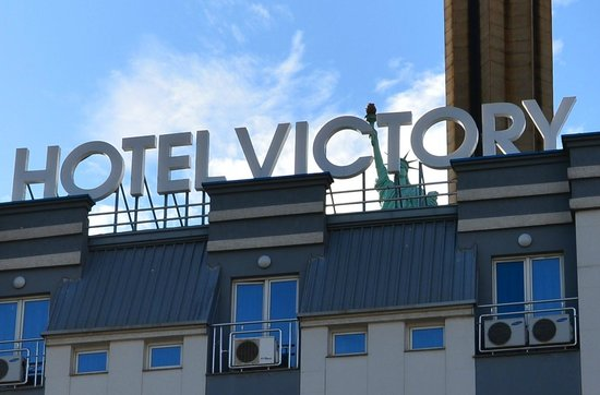 photo de hotel victory pristina tripadvisor. Black Bedroom Furniture Sets. Home Design Ideas