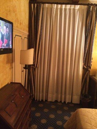 Croce di Malta Hotel: habitación