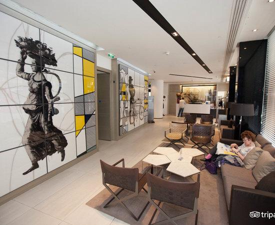 H London Waterloo Hotel Types Of Rooms