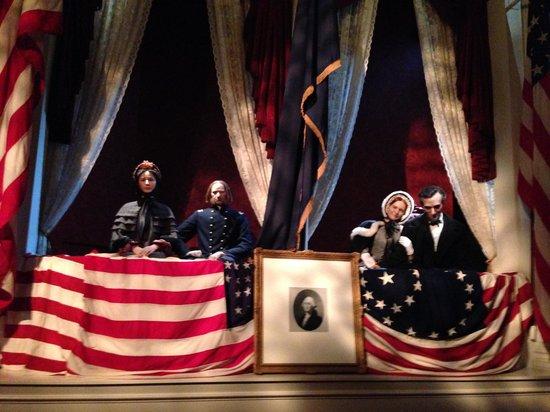 Biblioteca y Museo Presidencial de Abraham Lincoln: Abraham Lincoln Library