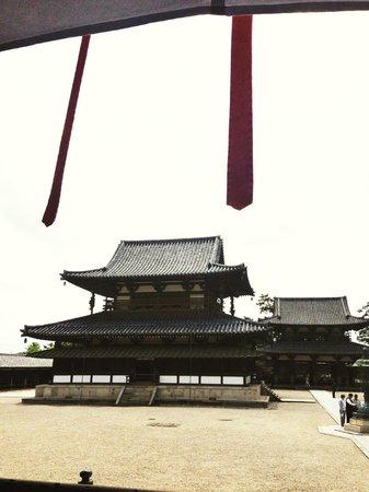 Horyuji Temple Complex