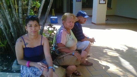 Hotel Playa Mazatlan: llegando al hotel