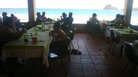 Hotel Playa Mazatlan: desayunando en familia