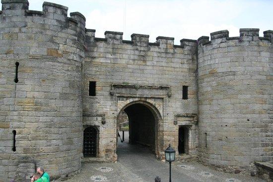 Stirling Castle : Gate