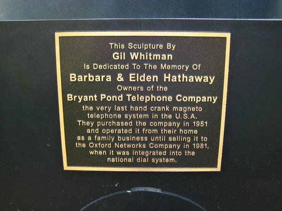 Bryant Pond