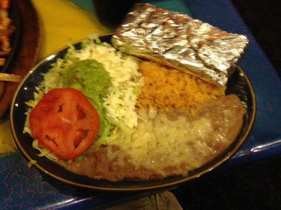 Carlito's Mexican Restauran: Yummy