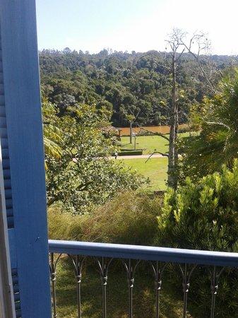 Hotel Fazenda Dona Carolina : Vista do apartamento