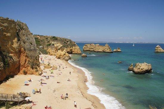 Carvi Beach Hotel Algarve: Beach