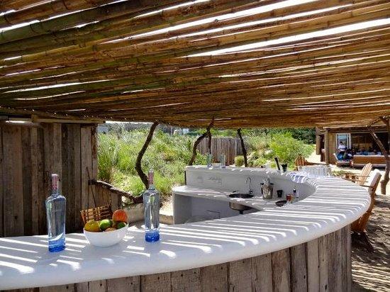 La Susana: La playa Vodka Bar