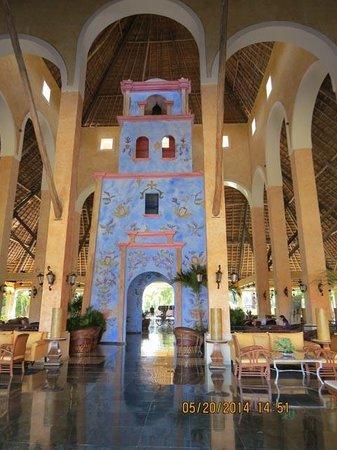 Grand Palladium Riviera Resort & Spa: Riviera Lobby