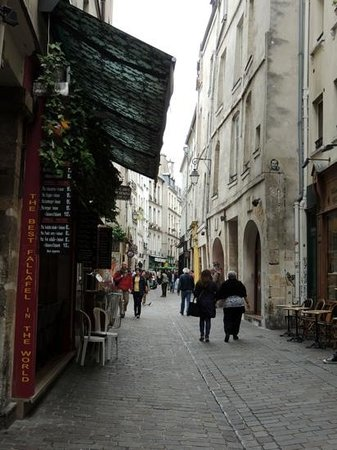 Le Marais: The Jewish Quarter in La Marais