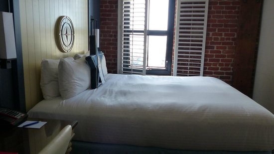 Argonaut Hotel, A Noble House Hotel : Bay view room