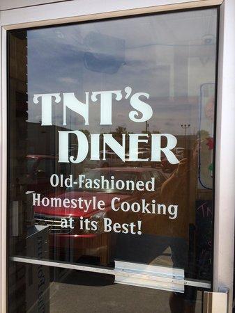 Deaner's Diner : TNT Diner