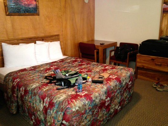 Bryce Canyon Resort: room