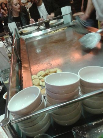 Sapporo Teppanyaki - Manchester: Teppanyaki Hotplate