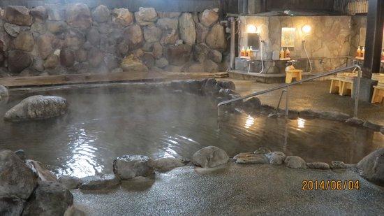 Hyotan Onsen: ひょうたん温泉内部