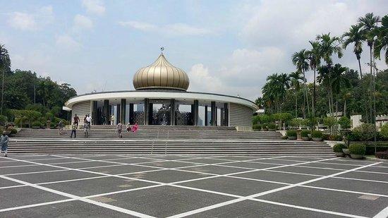 Asean Sculpture Garden: Entrance to National Monument