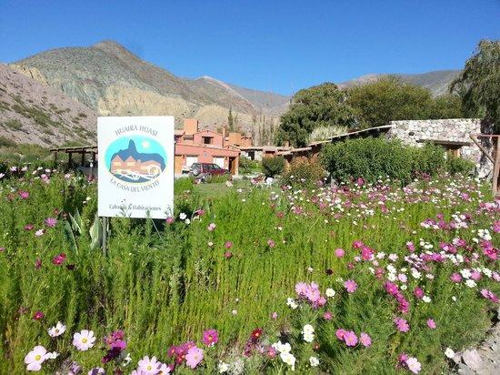 Huaira Huasi: Ingreso desde la ruta