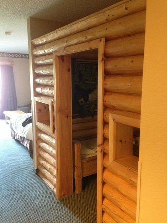 Great Wolf Lodge: Kid Cabin Suite