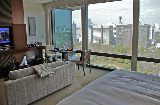 The Peninsula Tokyo : Our room