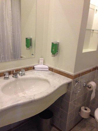 Angleterre Hotel : Bagno