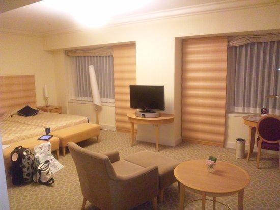 Hotel Okura Tokyo Bay: 部屋