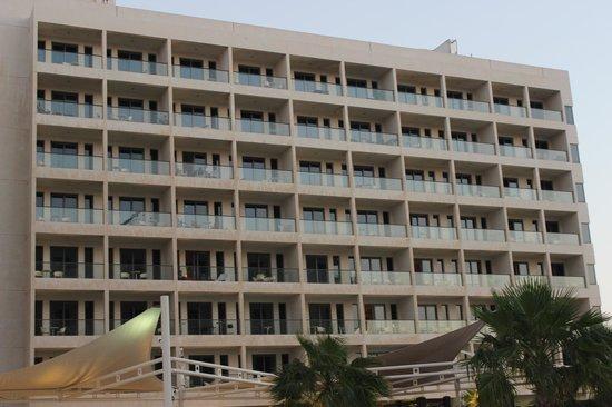 Staybridge Suites Abu Dhabi Yas Island: One of the apartment blocks