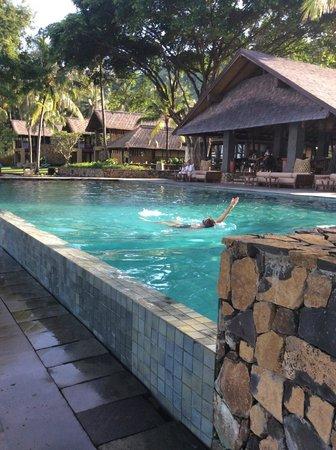 Jeeva Klui Resort: Swimming pool