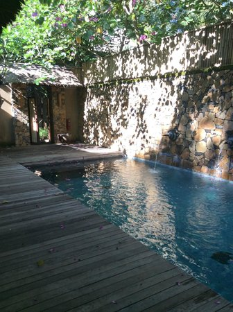 Jeeva Klui Resort: Private pool villa