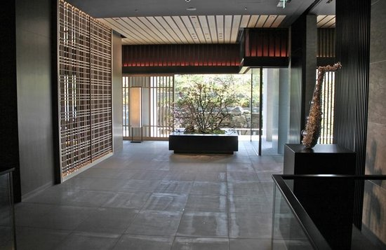 lobby - picture of the ritz-carlton  kyoto  kyoto