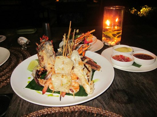 Jeeva Klui Resort: Delicious food