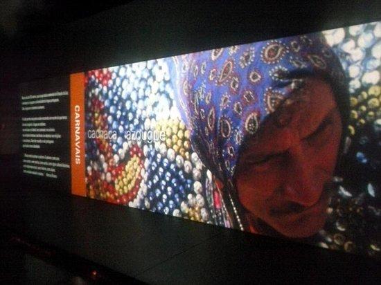 Museu da Lingua Portuguesa: técnologia interativa