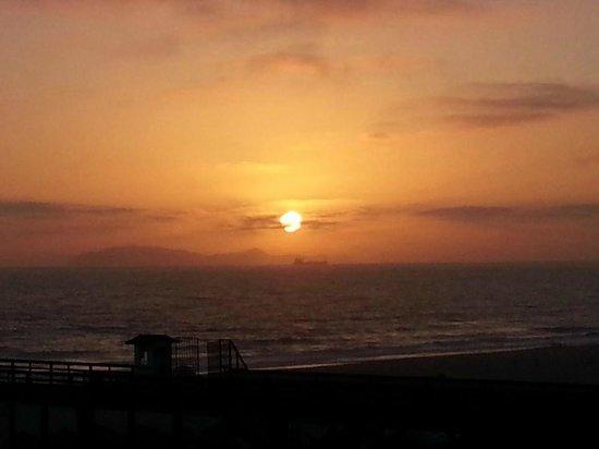 Rosarito Beach Hotel : Atardecer