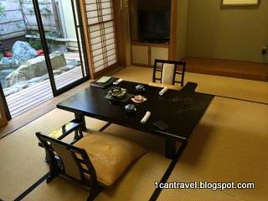 Onsenji Yumedono Ryokan: Main room