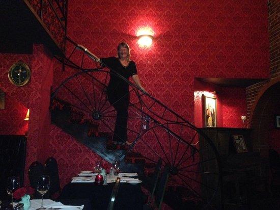 Virgil's At Cimmiyotti's: A magical evening