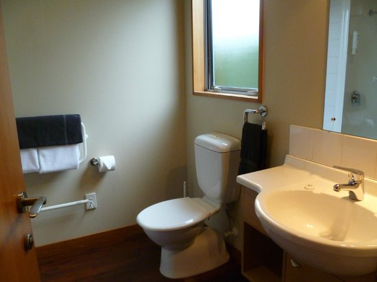 295 on Tay Motel: bathroom