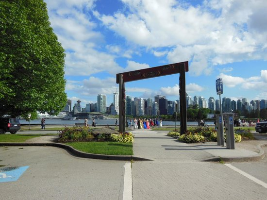 Stanley Park : Beautiful Park!