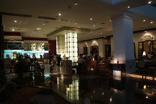 Novotel Bangkok Suvarnabhumi Airport : Restaurant