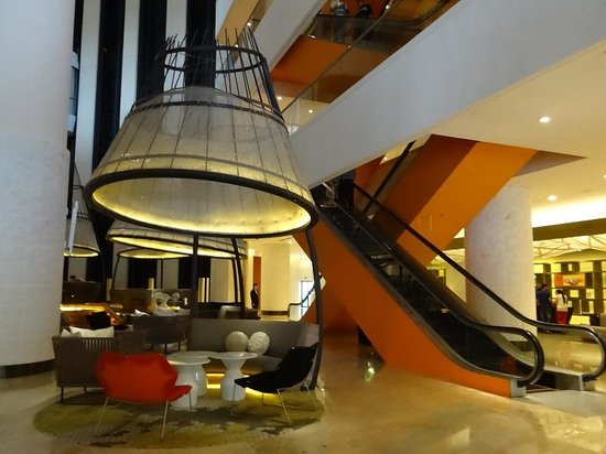 Pan Pacific Singapore: Lobby