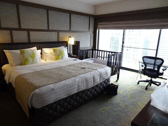 Pan Pacific Singapore: Room