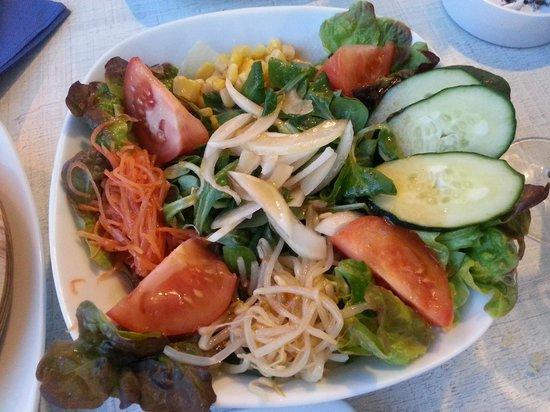 la parada del mar - Santa Ponsa : Fresh Salad